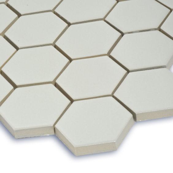 H 6014 Hexagon Light Grey мозаїка 295×295 мм, Котто Кераміка