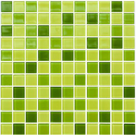 GM 4031 C3 Lime d-Lime m-Lime w мозаїка 300×300 мм, Котто Кераміка