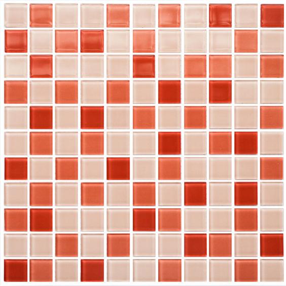 GM 4027 C3 Pink d-Pink w 30x30 мозаїка 300×300 мм, Котто Кераміка
