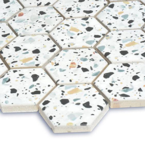 HP 6009 Hexagon мозаїка 295×295 мм, Котто Кераміка