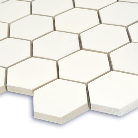 H 6023 Hexagon Ivory мозаїка 295×295 мм, Котто Кераміка