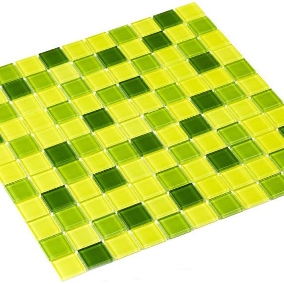 GM 4032 C3 Lime d-Lime m-Yellow мозаїка 300×300 мм, Котто Кераміка