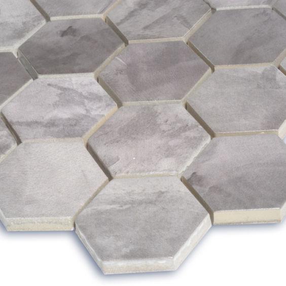 HP 6007 Hexagon мозаїка 295×295 мм, Котто Кераміка