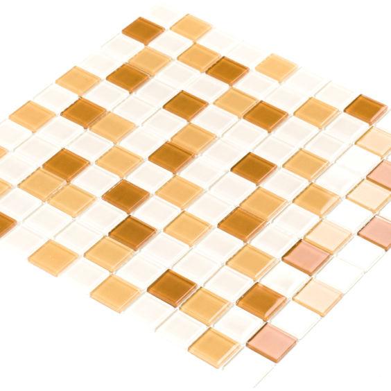 GM 4036 C3 Honey m-Honey w-White мозаїка 300×300 мм, Котто Кераміка
