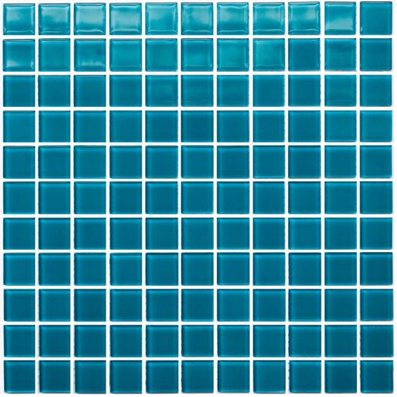 GM 4047 C Cerulean m мозаїка 300×300 мм, Котто Кераміка