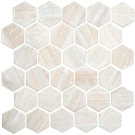 HP 6004 Hexagon мозаїка 295×295 мм, Котто Кераміка