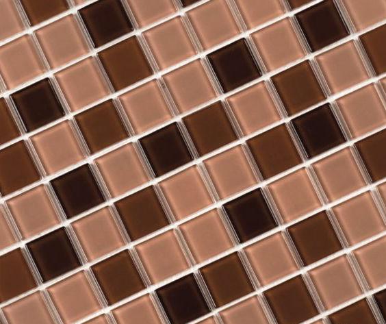 GM 4014 C3 Brown d-Brown m-Brown w мозаїка 300×300 мм, Котто Кераміка