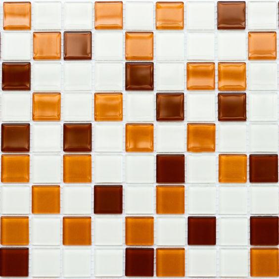 GM 4013 C3 Honey d-Honey m-White мозаїка 300×300 мм, Котто Кераміка