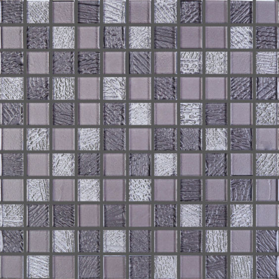 GM 8009 C3 Grey Dark-Grey m-Grey w S5 GM 8009 C3 мозаїка 300×300 мм, Котто Кераміка
