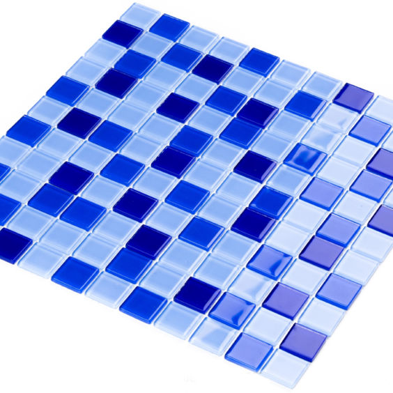 GM 4023 C3 Cobalt d-Cobalt m-Cobalt w мозаїка 300×300 мм, Котто Кераміка